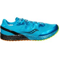 Saucony Freedom ISO blue/black/citron