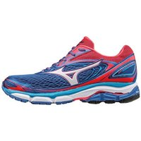 Mizuno Wave Inspire 13 Women strong blue/white/diva pink