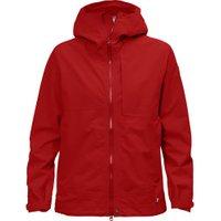 Fjällräven Abisko Eco-Shell Jacket W red
