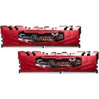 G.SKill Flare X 16GB Kit DDR4-2400 CL15 (F4-2400C15D-16GFXR)