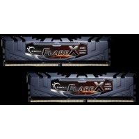 G.SKill Flare X 16GB Kit DDR4-2400 CL16 (F4-2400C16D-16GFX)