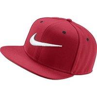 Nike Swoosh Pro Cap university red/pine green/black/white