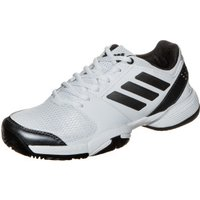 Adidas Barricade Club K footwear white/night metallic/core black