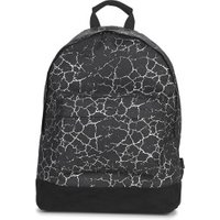 Mi-Pac Backpack Cracked black/silver (740214)