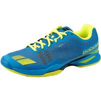 Babolat Jet Team Clay blue/yellow
