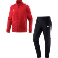 Nike Dry Squad 17 Tracksuit red