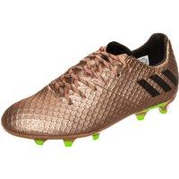 Adidas Messi 16.1 FG J copper metallic/core black/solar green