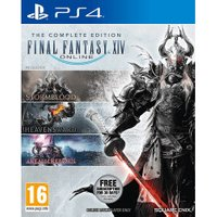 Final Fantasy XIV: The Complete Edition (PS4)