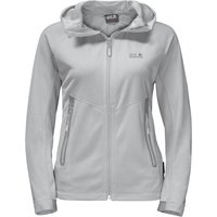 Jack Wolfskin Exolight Dynamic Hooded Jacket grey haze