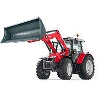TOMY Massey Ferguson 6616 Tractor + Loader (43082)