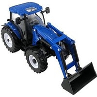 TOMY New Holland T6.180 Tractor + Front Loader (43148)