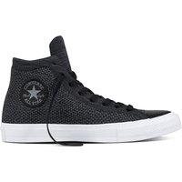 Converse Chuck Taylor All Star Nike Flyknit Hi - black/anthracite/white