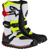 Alpinestars Tech T white/red/yellow