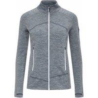 ORTOVOX Fleece Light Melange Jacket W grey blend