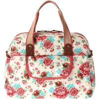 Basil Bloom Carry All Bag (gardenia white)