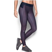 Under Armour Women Printed Leggings UA HeatGear midnight navy