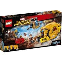 LEGO Marvel Superheroes - Ayesha's Revenge (76080)