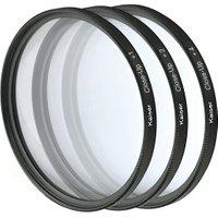 Kaiser Close-Up Lens Set 77 mm