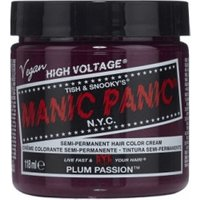 Manic Panic Semi-Permanent Hair Color Cream - Plum Passion (118ml)