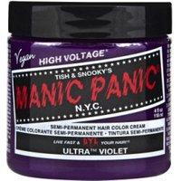 Manic Panic Semi-Permanent Hair Color Cream - Ultra Violet (118ml)
