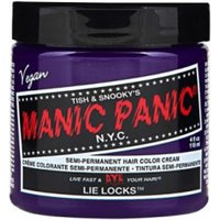 Manic Panic Semi-Permanent Hair Color Cream - Lie Locks (118ml)
