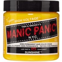 Manic Panic Semi-Permanent Hair Color Cream - Sunshine (118ml)