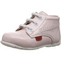 Kickers Kick Hi Baby light pink