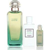 Hermès Un Jardin sur le Nil Set  (EdT 100 ml + EdT 7,5 ml + BL 40ml)