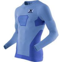 X-Bionic Running Speed Evo Man Shirt Long_Sl marina blue/anthracite
