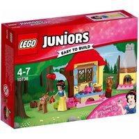 LEGO Juniors Disney Princess - Snow Whites Forest Cottage (10738)