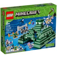 LEGO Minecraft - The Ocean Monument (21136)