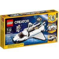 LEGO Creator - 3 in 1 Space Shuttle Explorer (31066)