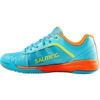 Salming Adder Junior turquoise/shock orange
