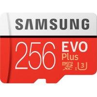 Samsung EVO Plus (2017) microSDXC 256GB (MB-MC256GA)