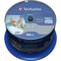 Verbatim BD-R 25GB 6x DataLife (43812)