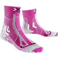 X-Socks Trail Run Energy Lady pink/pearl grey
