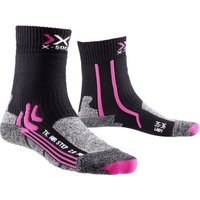 X-Socks Trekking Air Step 2.0 Lady black/fuchsia