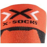 X-Socks Ski Control 2.0 anthracite/orange