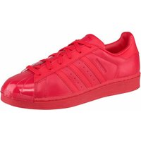 Adidas Superstar Glossy Toe W ray red/ray red/core black