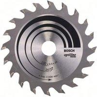 Bosch Optiline Wood 130x20x 2,4 16WZ (2608640582)
