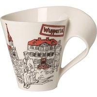 Villeroy & Boch Cities of the World Mug with Henkel Wuppertal 0.3 l