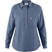 Fjällräven Kiruna Lite LS Shirt W blue ridge