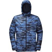Jack Wolfskin Coastal Wave Jacket Men night blue all over