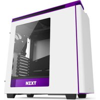 NZXT H440 Window white/purple