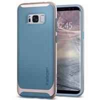 Spigen Neo Hybrid Case (Galaxy S8+) niagara blue