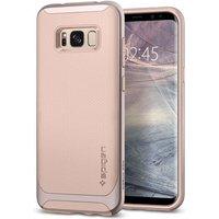 Spigen Neo Hybrid Case (Galaxy S8+) pale dogwood