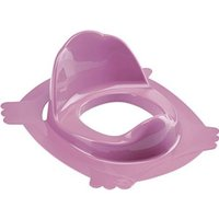 Thermobaby Toilet Seat with Backrest Pink