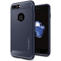 Spigen Rugged Armor Case (iPhone 7 Plus) blue