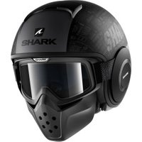 SHARK Drak Tribute black/grey