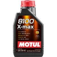 Motul 8100 X-Max 0W-40 (1 l)